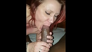Hotwife Worships BBC on first date