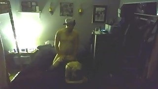 Hidden camera catches cheating slut wife getting banged out real homemade