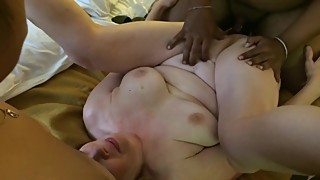 Two BBCs fucking wife