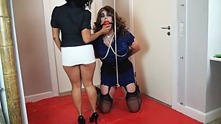 Sissy Housewife Punished!