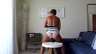 Dirty Talking Wife Fantasy Fucks the Pool Guys