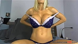 Legendary Pornstar MILF Puma Swede with huge DDD boobs