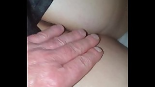 Real amateur massage part 1