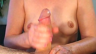 Cock Massage Ballplay and Cumplay
