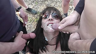 Slutwife Marion – The Queen of Cum