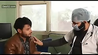Indian Doctore fuck with paisant