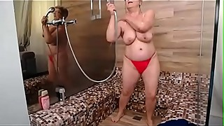 Horny slutty stepmom - FREE REGISTER www.camgirlx.tk