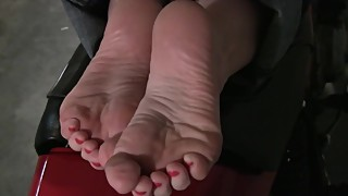 Sexy wife soles