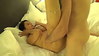 Sharing wife fuck and facial cumshot