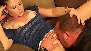 slut milf wife get's finger fucked and fisted.