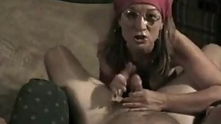 Mature Wife Sucking Her Husbands Cock