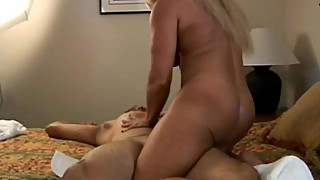 Raunchy old spunker is a super hot fuck