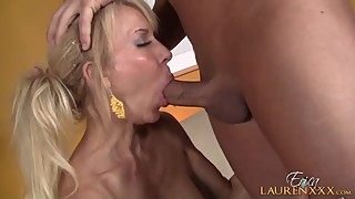 ERICA LAUREN ADVENTURES OF DIRTY BLONDE HOUSEWIFE HD