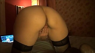 Big ass wife with hairy pussy I meet her at datebbw.co
