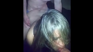 Filming slut wife with young stranger from craigslist