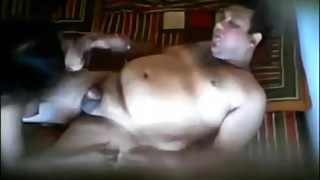Indian wife's sex with her boss