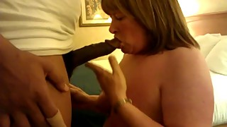 The wifes very fist black cock
