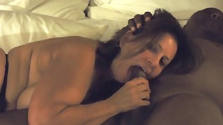 Hot Cuckolded Mature Wife with BBC