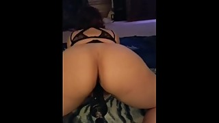 Amature wife with sex machine