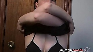 German blonde rides sybian and orgasms