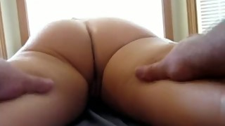 Playing With Wifey's Ass