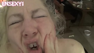 ENSEXY1: MILF Whore Wife Wants to be Slapped and Choked