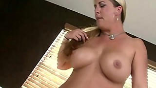 natural MILF pussy srewed