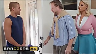 Real Wife Stories - (Bridgette B, Xander Corvus) - Preppies In Pantyhose Part 3 - Brazzers
