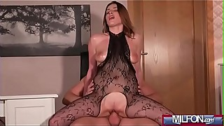 Surprise Office Sex with Horny Wife(Victoria Daniels) 03 video-17