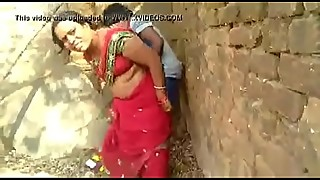 Indian outdoor fuck video
