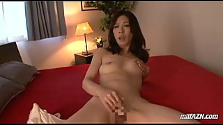Milf Getting Her Shaved Pussy Fingered Sucking Guy 69 Fucked In The Bedroom