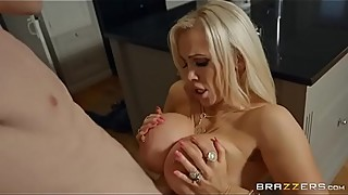 Rebecca More (Meeting His Horny Monster A XXX Parody - Snapchat @Nicolexgray98