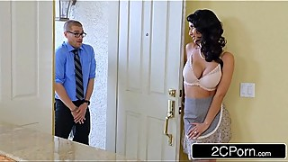 Latina Wife Isis Love Tries Anal for the First Time But Not With Her Husband