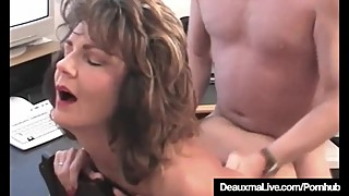 Horny Hot Wife Deauxma Is Anal Banged By Her Husband!