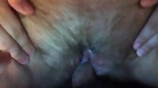 Horny pregnant wife wanting some dick deep inside her