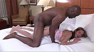 hot wife bbc creampie