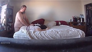 sleeping pawg wife loves big dick