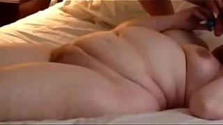 BBW Wife Clair - Dildo Play.MOV