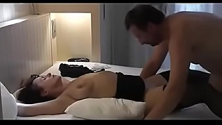 Pretty Hot Wife Fucked And Dominated By Hubby'_s Boss