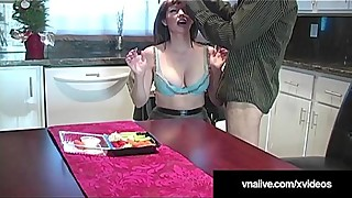 Horny Wife Shanda Fay Fucks Guy'_s Ass With Face-VNALive.com!