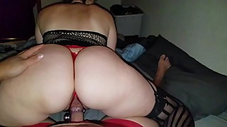 Homemade wife fuck