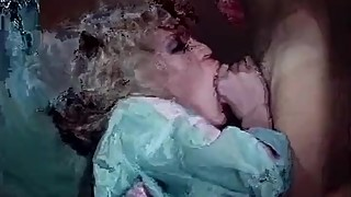 Blonde Housewife From 1977 Gets Fucked