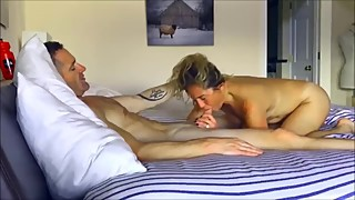 Amateur wife passionate sex