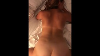 Drunk wife fucks big hard cock