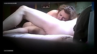 Wisconsin Wife gives a BJ and gets fucked 2-22-19