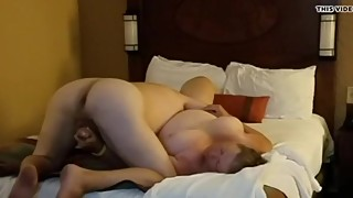 Wisconsin Wife getting fucked at Walt Disney World